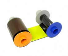 FARGO 84051 YMCK COLOUR RIBBON (500 PRINTS)